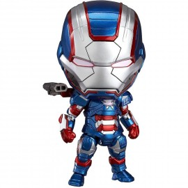 Iron Man 3 Iron Patriot: Hero's Edition Figurine Nendoroid 392