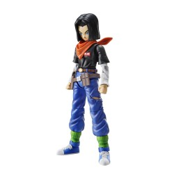 Dragonball Z Android 17 Figure-Rise Standard